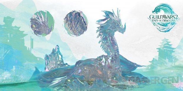 Guild Wars 2 End of Dragons 28 07 2021 Aurene Statue