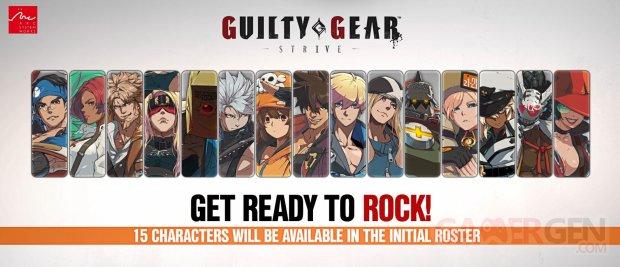 Guilty Gear Strive 06 21 02 2021