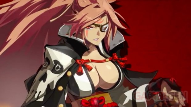 Guilty Gear Xrd Rev 2 Baiken