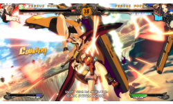 Guilty Gear Xrd Revelator screenshot