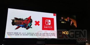 Guilty Gear XX Accent Core Plus R annonce 1