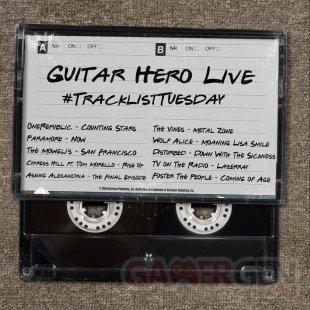Guitar Hero Live 15 07 2015 Tracklist tuesday 5