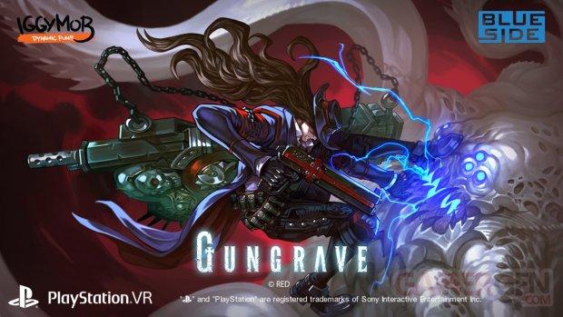 Gungrave VR 08 29 17
