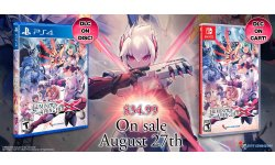 Gunvolt Chronicles Luminous Avenger iX version physique standard 23 08 2019