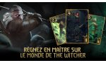 gwent the witcher card game enfin telechargeable gratuitement android