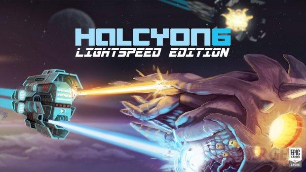 Halcyon 6 Lightspeed Edition EGS