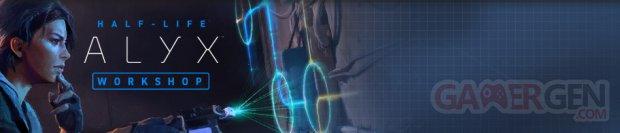 Half Life Alyx Workshop Tools banner