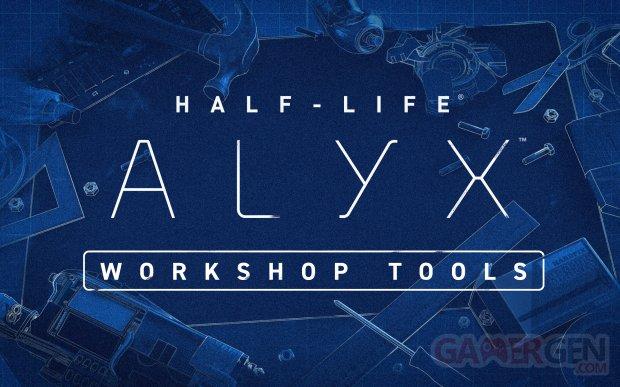 Half Life Alyx Workshop Tools