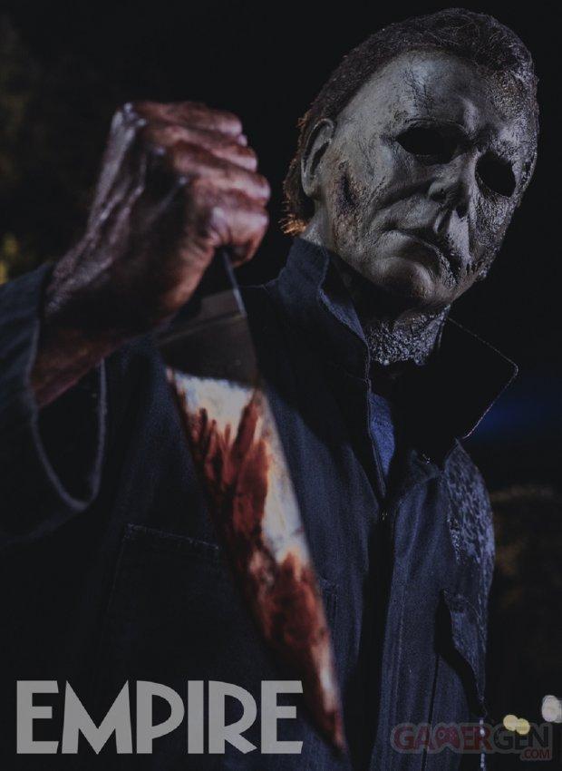 Halloween Kills Michael Myers Image Empire