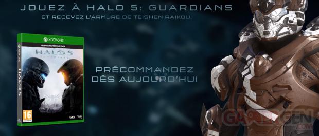 Halo 5 Guardians bonus
