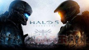 Halo 5 Guardians illustration jaquette (1)