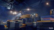 Halo 5 Guardians Multiplayer Beta Crossfire Breakout Establishing Lines of Control