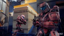Halo 5 Guardians Multiplayer Beta Trench Breakout Move Out