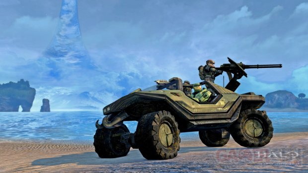 Halo Halo Combat Evolved Anniversary Master Chief Collection 2020 HCEA Campaign 3rd Person 01 Watermarked 1920x1080