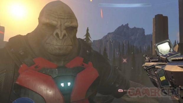Halo Infinite Craig the Brute Meme 2