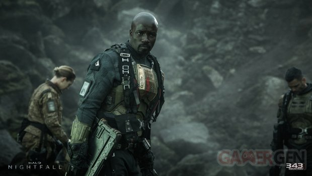 Halo Nightfall images screenshots 2