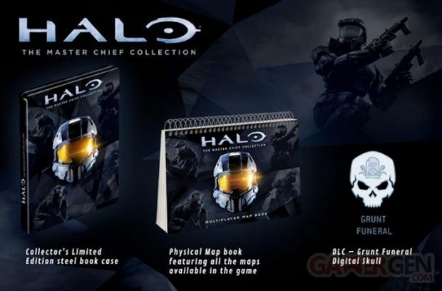 Halo The Master Chief Collection 05 08 2014 collector