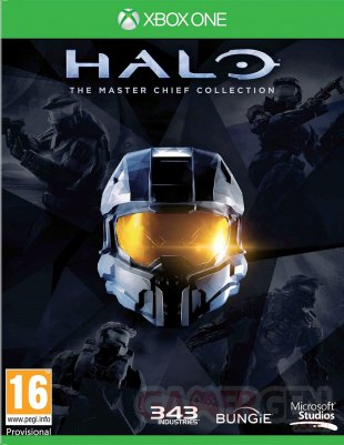 Halo The Master Chief Collection jaquette