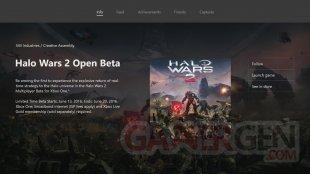 Halo Wars 2 leak open beta 1