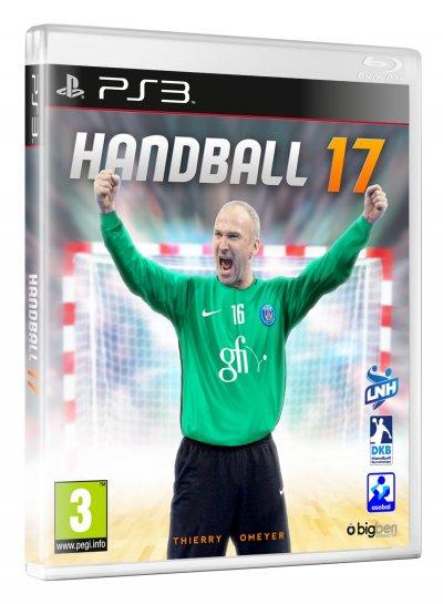 handball 17 sur ps3 gamergen com. Black Bedroom Furniture Sets. Home Design Ideas
