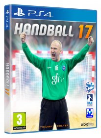 Handball17 3D PS4 PEGI