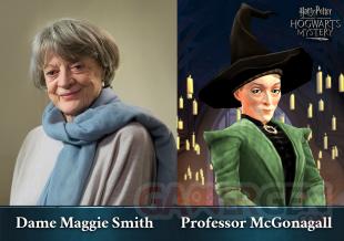 Harry Potter Hogwarts Mystery  press maggiesmith mcgonagall 02
