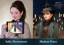 Harry Potter Hogwarts Mystery  press sallymortemore madampince 02