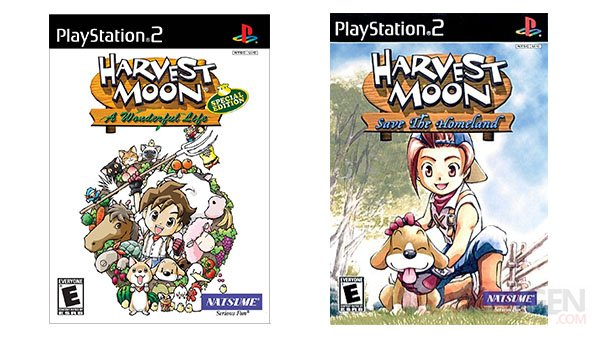 Harvest Moon Rated ESRB PS4