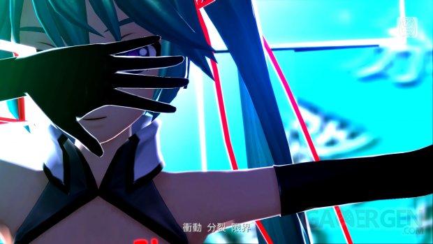 Hatsune Miku Project diva f 2nd 08.02.2014