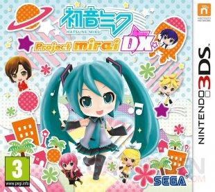 Hatsune Miku Project Mirai DX jaquette