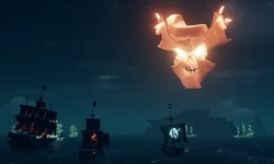 Haunted Shores Official Sea of Thieves Content Update