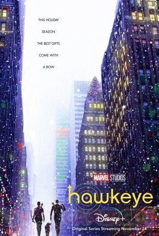 Hawkeye poster 13 09 2021