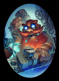 hearthstone gobelins gnomes artworks  (2)