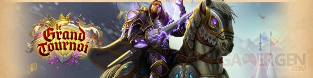 hearthstone grand tournoi