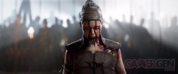 Hellblade II Senua's Saga head