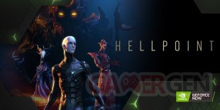 Hellpoint on GeForce NOW