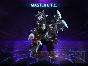 Heroes of the Storm ETC master skin modele maitre