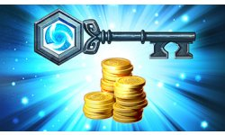 heroes of the storm key gold founder pack