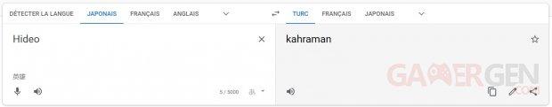 Hideo Kahraman 18 06 2021