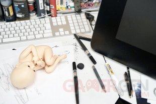 Hideo Kojima Productions Yoji Shinkawa concept art artwork new project 2020 pic 2