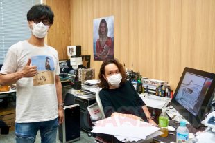 Hideo Kojima Productions Yoji Shinkawa concept art artwork new project 2020 pic 4