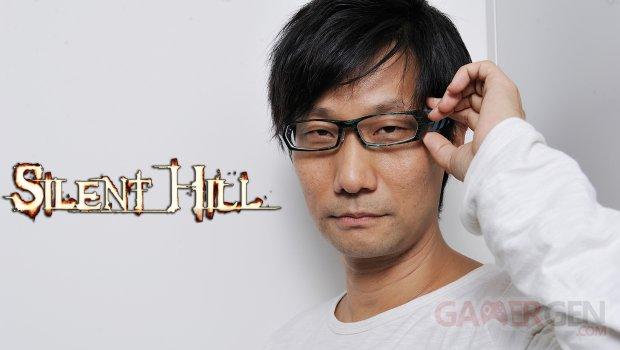 Hideo Kojima Silent Hill