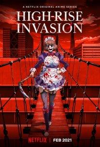 High Rise Invasion Netflix 27 10 2020 poster 1