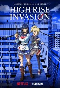 High Rise Invasion Netflix 27 10 2020 poster 2