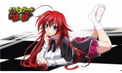 HighSchool DxD head
