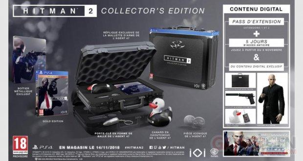Hitman 2 collector 18 06 2018