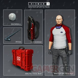 Hitman 2 Winter Sports Pack 25 01 2019