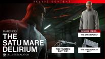 Hitman 3 mars 2021 Deluxe content