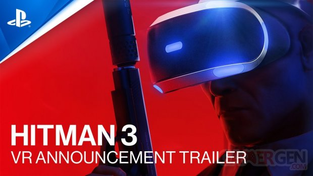 Hitman 3 PlayStation VR PS VR