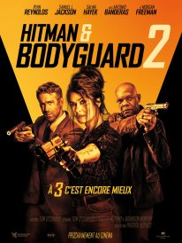 Hitman & Bodyguard 2 affiche poster